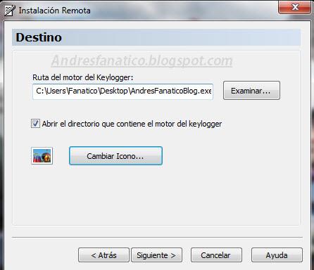15 Pasos Para Configurar Un Keylogger Remoto (enviar por correo