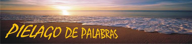 PIELAGO DE PALABRAS