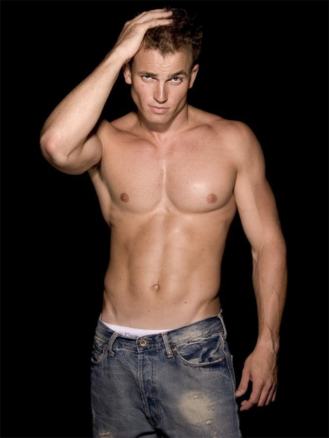 Hot men muscles