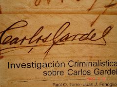 INVESTIGACION SOBRE CARLOS GARDEL