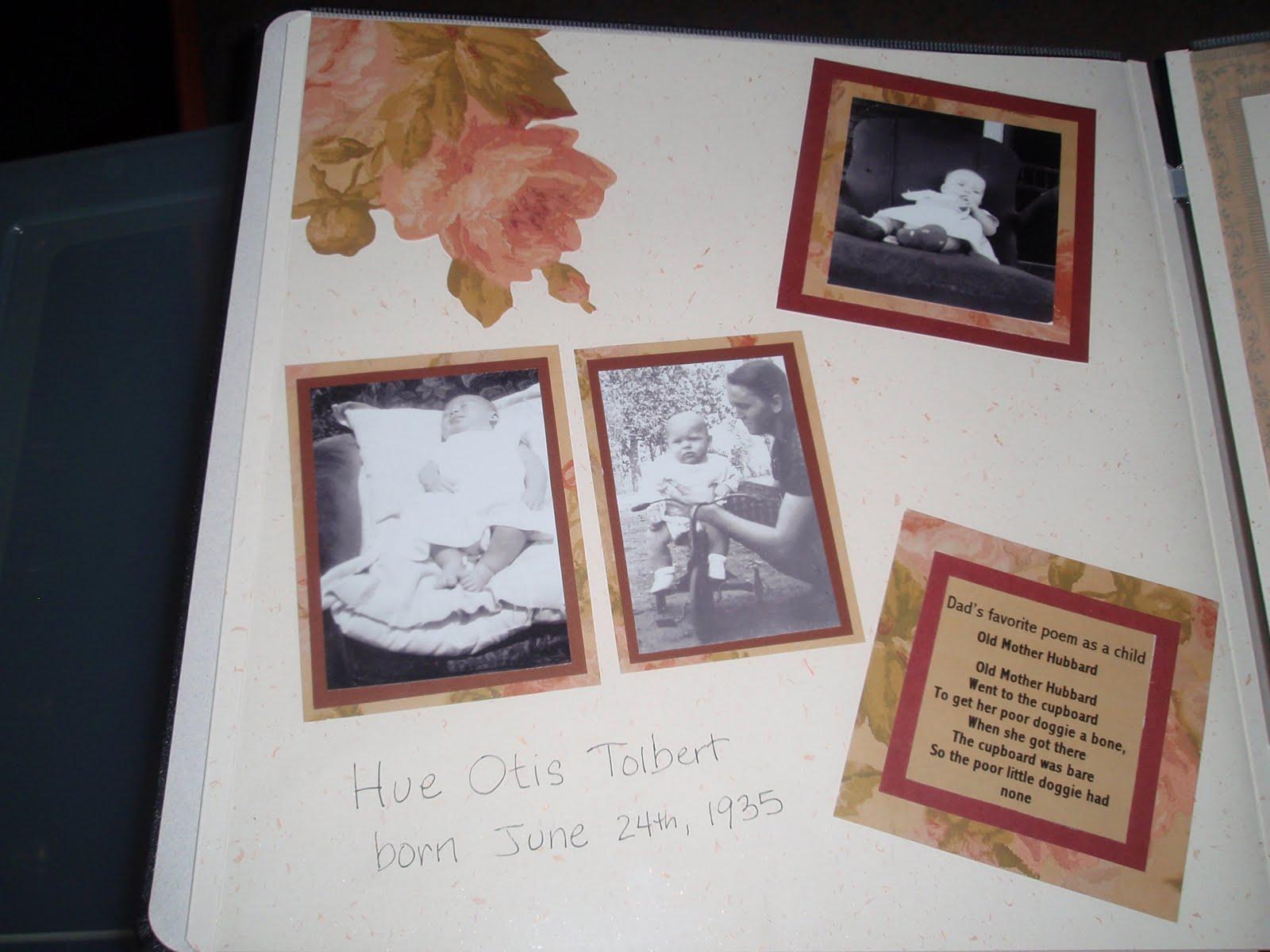 50th Wedding Anniversary Scrapbook Albums