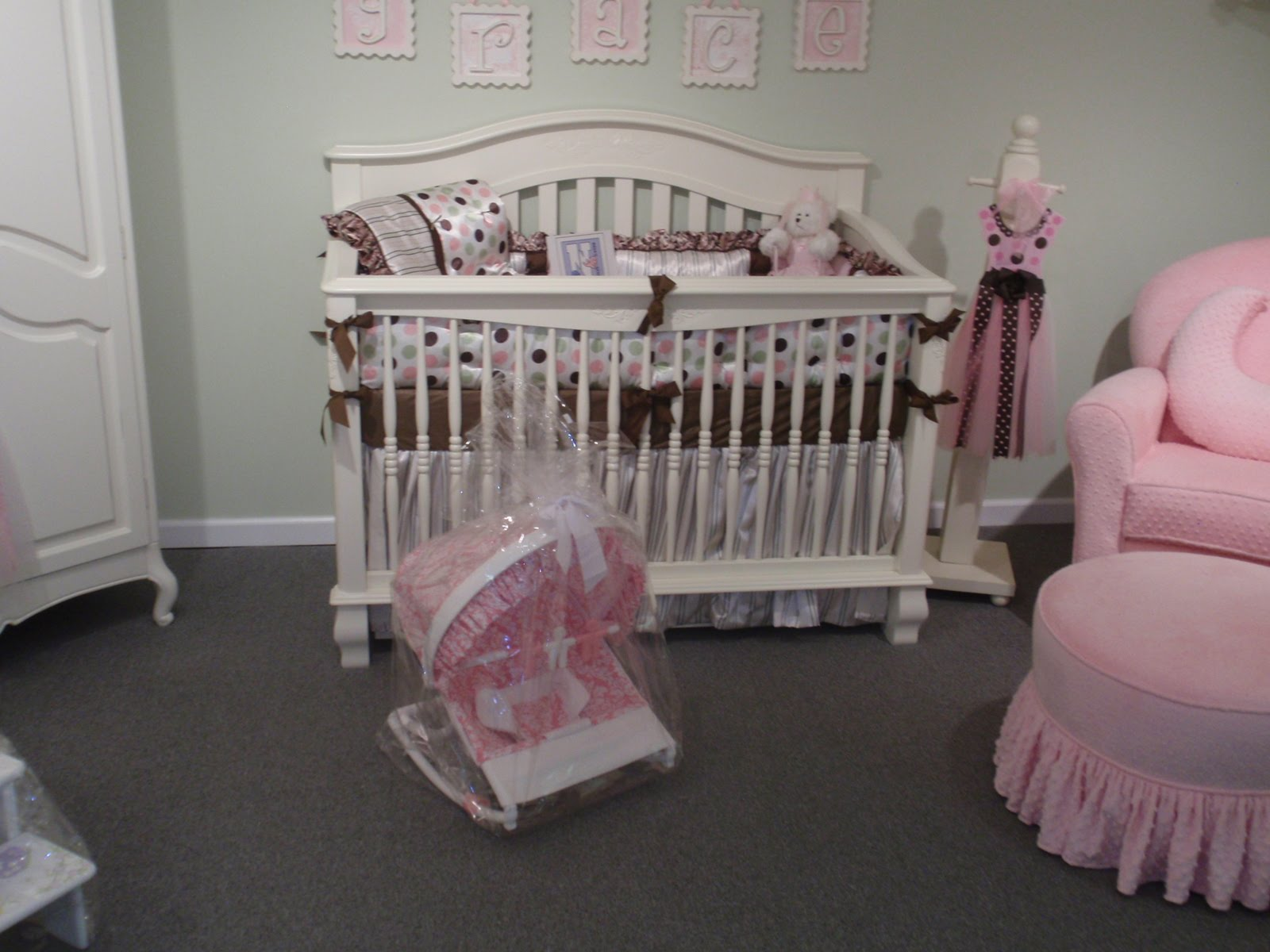 Designer Baby Bedding By Nava S Designs Twin Twisty Girl