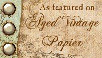 Stop by for a visit at Aged Vintage Paper...For those who love aged/vintage Paper