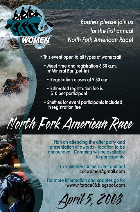 NFA Downriver Race
