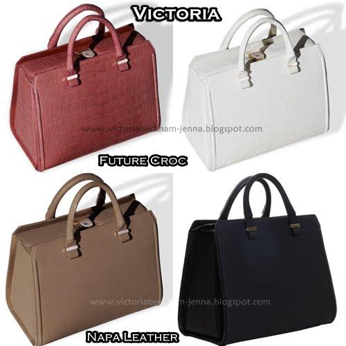 Terra Patrick Y Victoria Beckham Handbags Line
