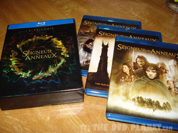 comment acheter Nouvelle liste styles de mode Coffret Blu-ray Seigneur des Anneaux + DVD Parasites ~ Deep ...