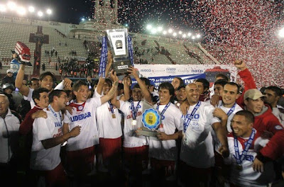 Argentinos Junior Campeon Clausura 2010 - Deportes en Taringa!