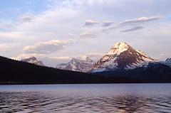 Bow Peak, Banff National Park