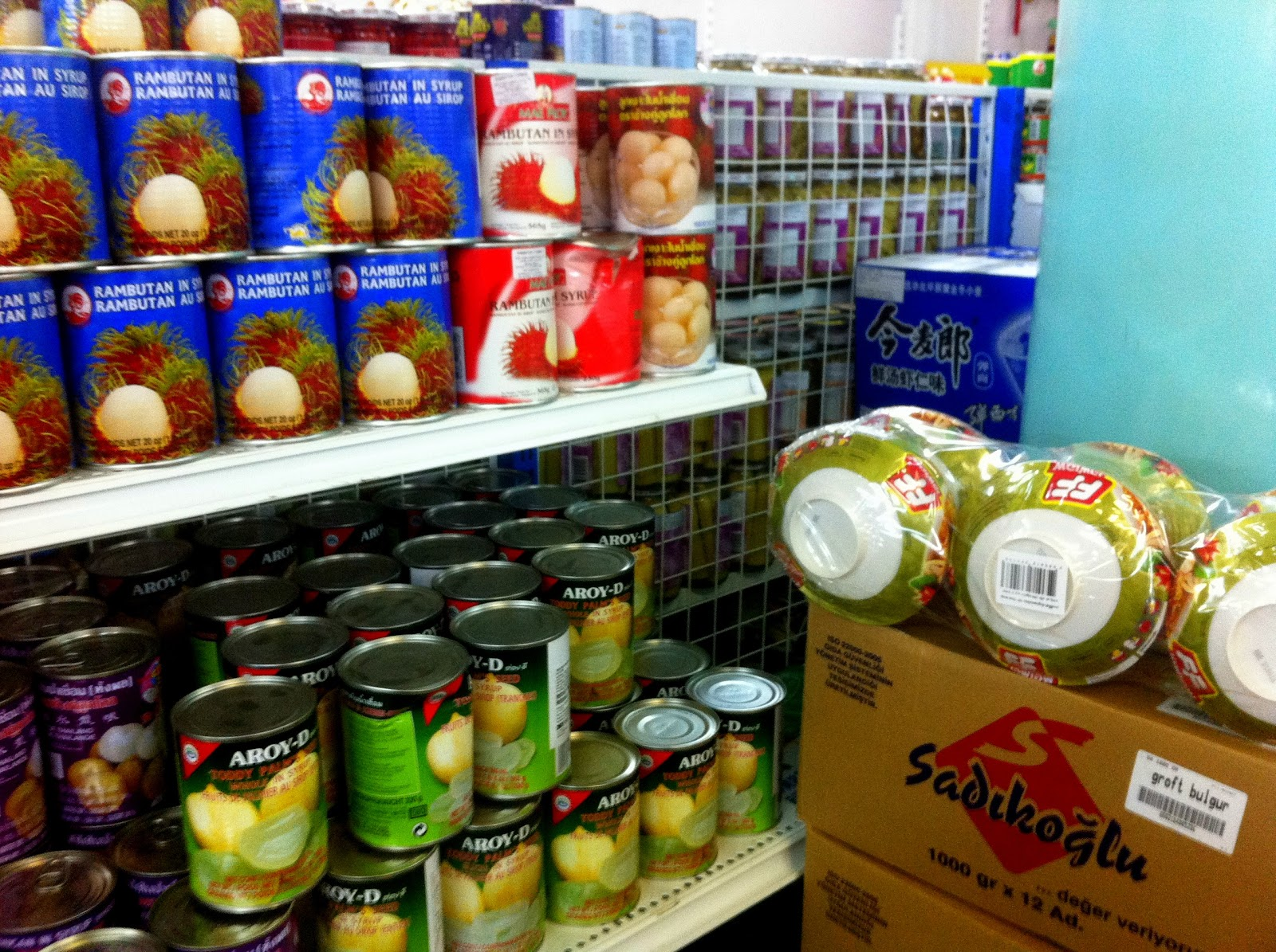 Thai Supermarked Istedgade 80