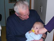 Grandad Colin