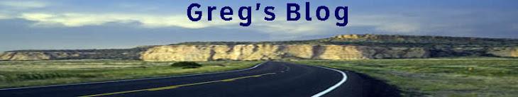 Greg's Blog