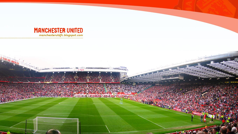 Old Trafford Stadium Wallpaper 2011