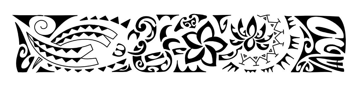 Blu Sky Tattoo Studio Maori Significato 40