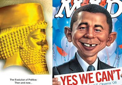 From Heads of Gold to Feet of Clay: The Evolution of Politics according to God