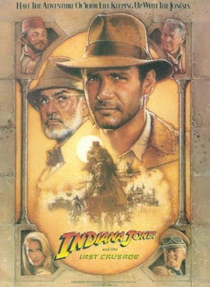 indiana jones e ultima cruzada poster03 Trilogia  Indiana Jones   Indiana Jones e a última cruzada Dublado