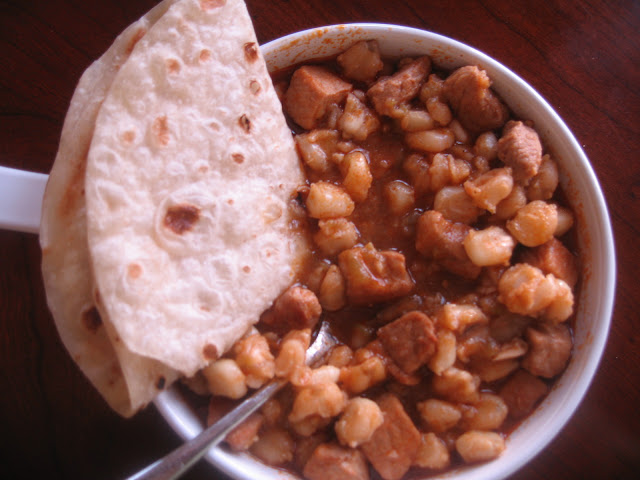 Posole...A Ancient New Years Eve Tradition