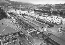 Muelle del museo marítimo
