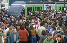 El Tranvía y la gente