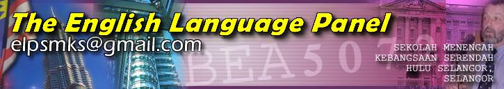 SMKS English Language Panel