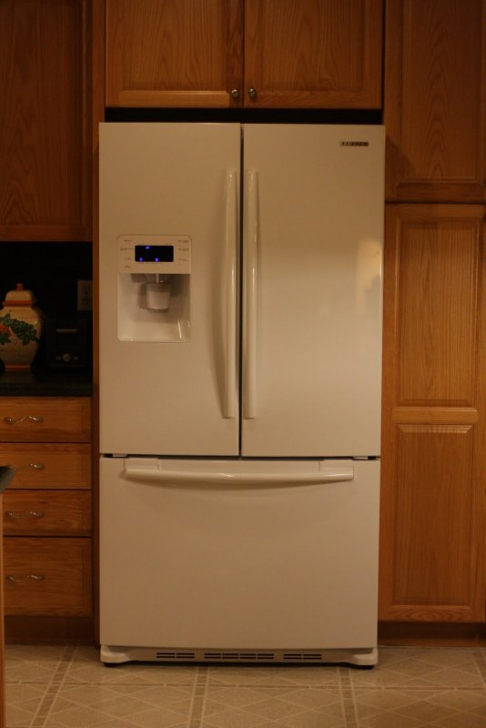 Why is this Refrigerator Smiling, and Winking? | Driving Electric, a