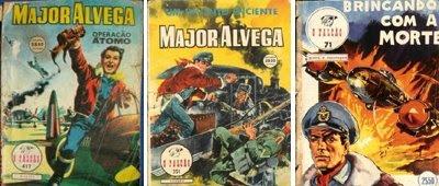 Resultado de imagem para Major Alvega
