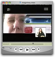 Ver vídeo MagicKey (formato .mov)