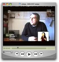 Carlos Mourão Pereira - ver vídeo (formato .mov)
