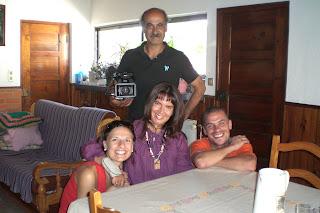 Reportagem em Pataias, com Simone Ribeiro