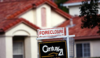 home foreclosure
