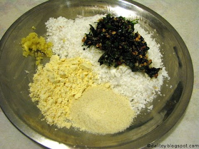 Biscuit Rotti Ingredients