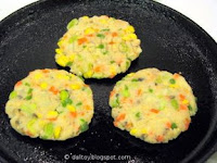 Veggie Patty Making