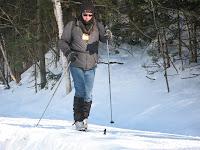 Neil Peart de férias em Quebec