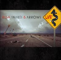 Snakes & Arrows Live Nacional