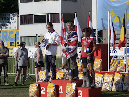 WORLD AGILITY CHAMPIONSHIPS - BELGIUM - Another BRONZE MEDAL in JUMPERS