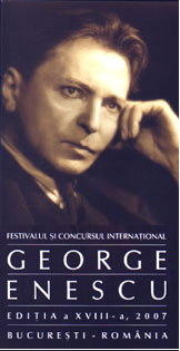 "The International Festival and Competition ""George Enescu"""