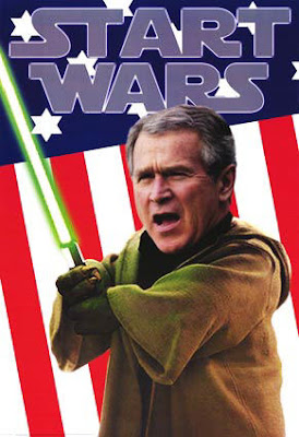 Funny Pictures Thread! Funny-Star-Wars-parody-George-Bush-as-a-Jedi-Knight