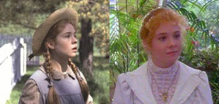 Megan Follows como Anne