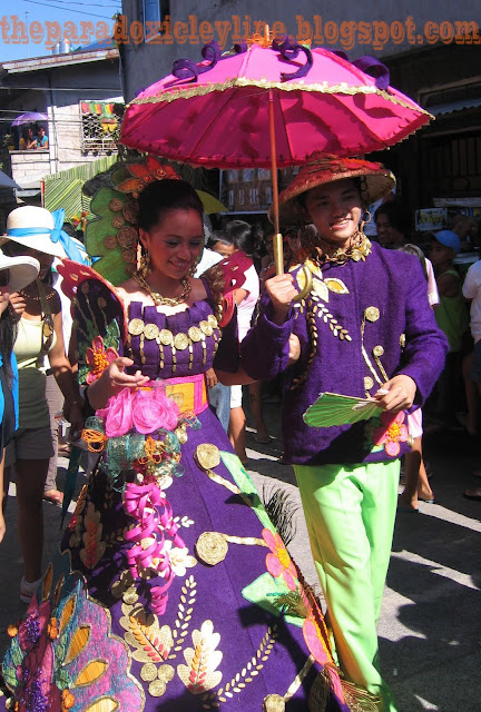 Ube Queen of Pahiyas Festival