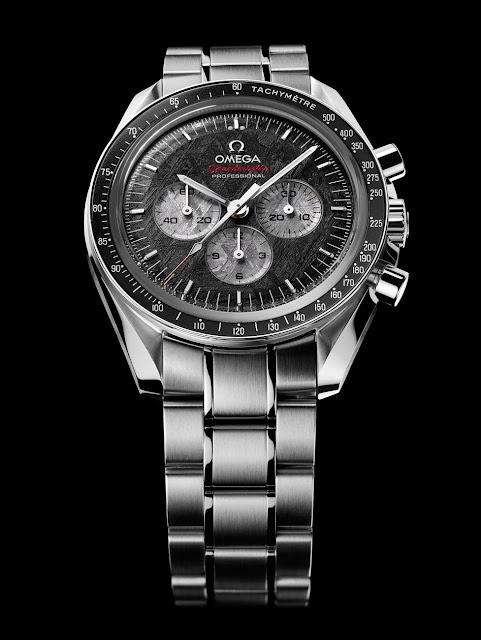 "The OMEGA Speedmaster Professional Apollo-Soyuz ""35th Anniversary"" front"