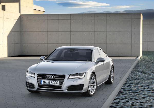 The New Audi A7 Sportback (2010)