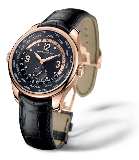 Girard-Perregaux WW.TC Small Second
