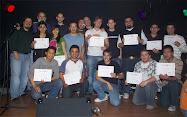 Alumnos curso sonido 2008
