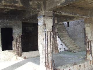 Subterranean History Grain Tower Battery Isle Of Grain