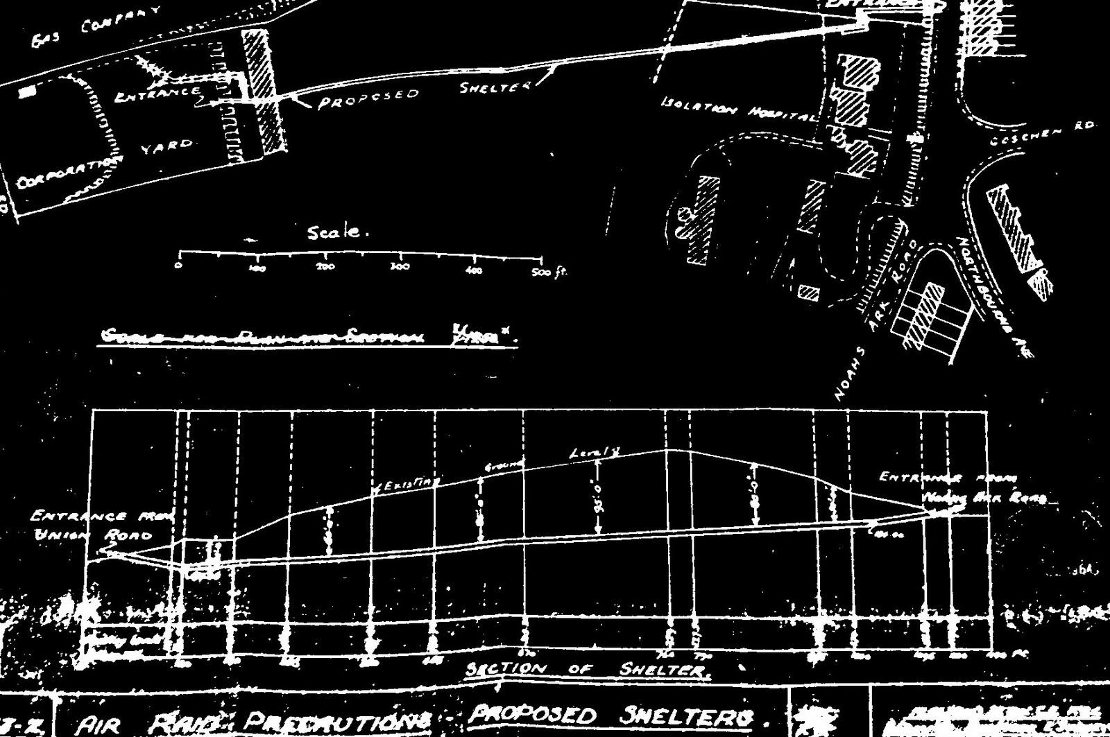 medium resolution of plan of the tunnel