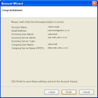 Access Yahoo free mail account In Mozilla Thunderbird