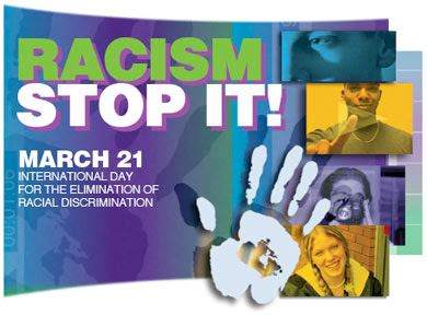 March 21 Stop Racis