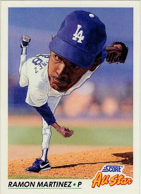 Dodgers Blue Heaven Card Of The Week Big Head