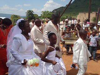 Roomin With Rach Sepedi Wedding