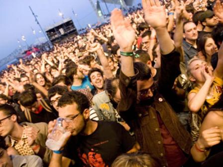 Los ingresos obtenidos en los conciertos, panorama de la música en vivo y la industria musical