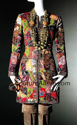 Couture Allure Vintage Fashion Iris Apfel The Clothes